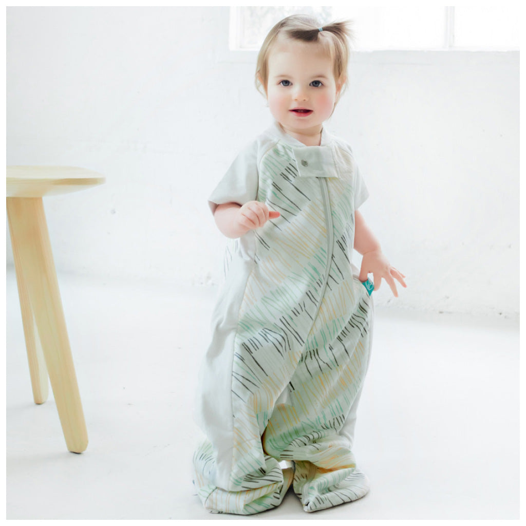 ergoPouch 2 in 1 Sleep Suit & Sleep Bag 1.0 Tog - UrbanBaby shop