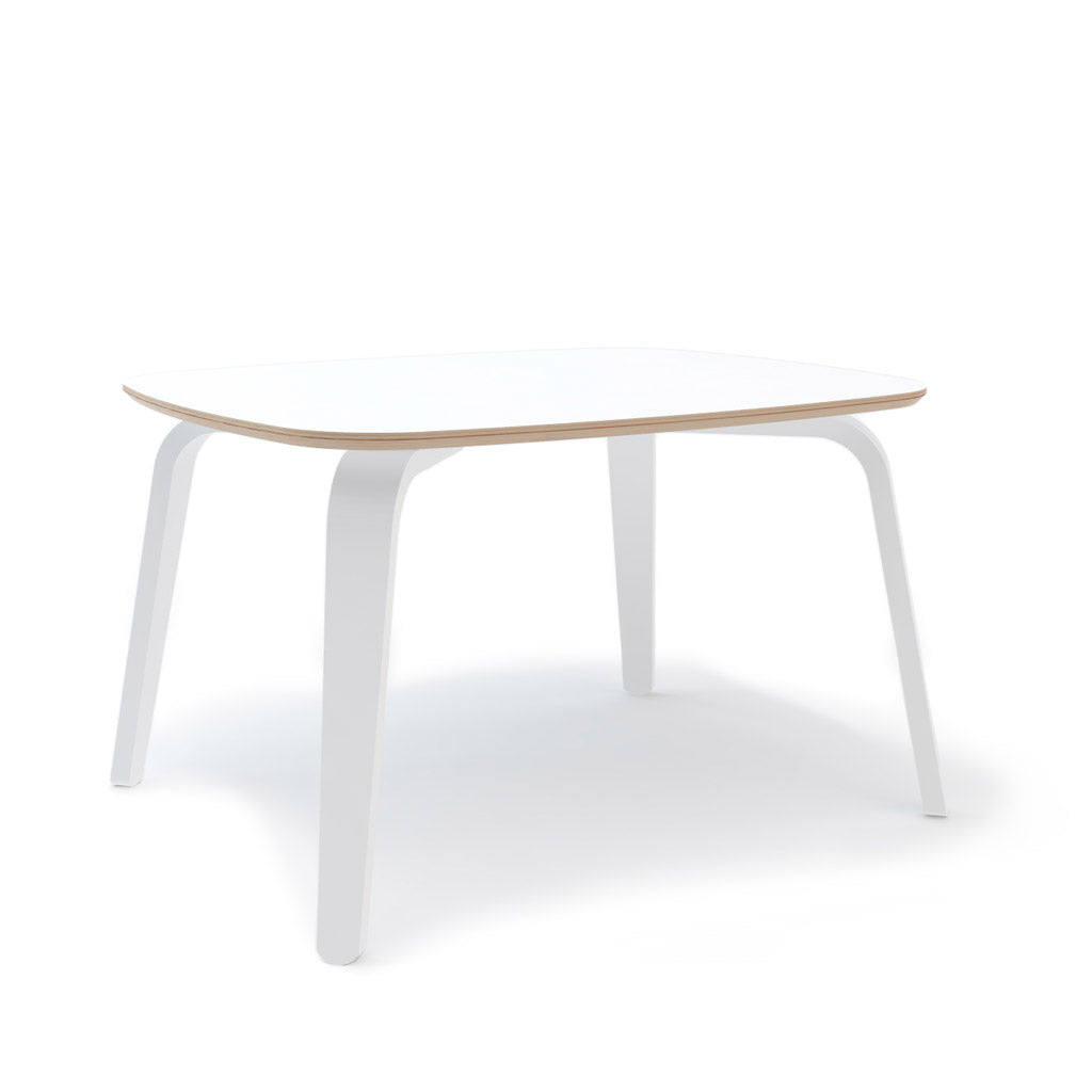Oeuf Play Table - White