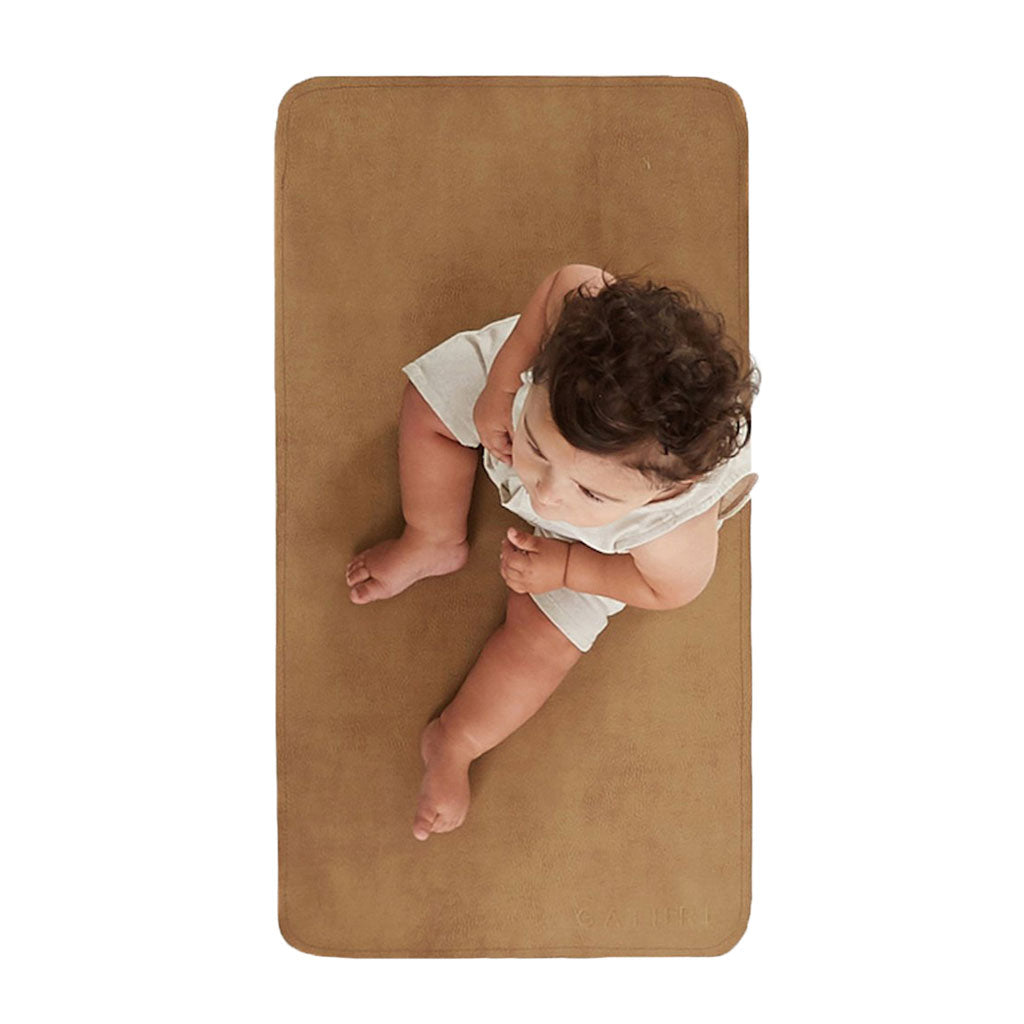 Gathre Change Mat Micro Plus - Tannin - UrbanBaby shop