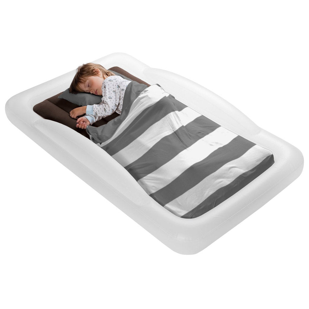 The Shrunks Tuckaire Indoor Toddler Travel Bed - UrbanBaby shop