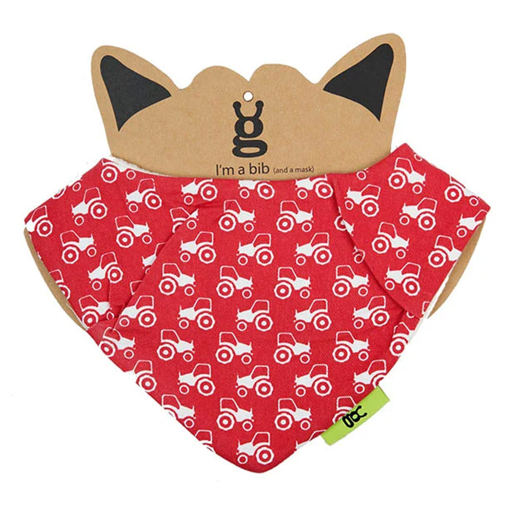 Love from Bug Bib Tractor - UrbanBaby shop