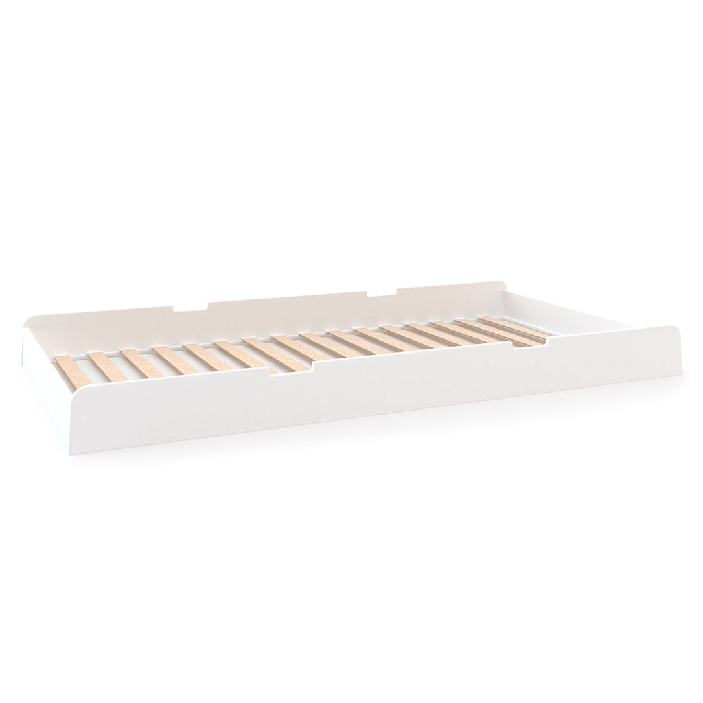 Oeuf River Trundle Bed - White - UrbanBaby shop