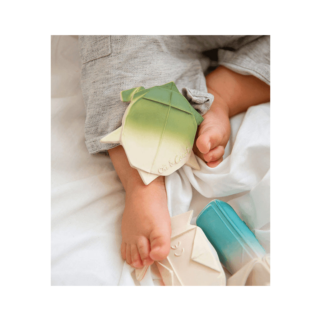 Oli & Carol H2Origami Turtle - UrbanBaby shop