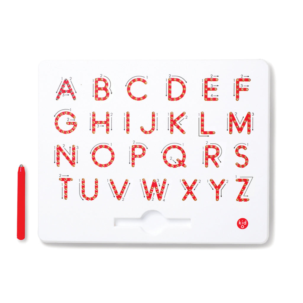 Kid O Magnatab Upper Case Letters - UrbanBaby shop