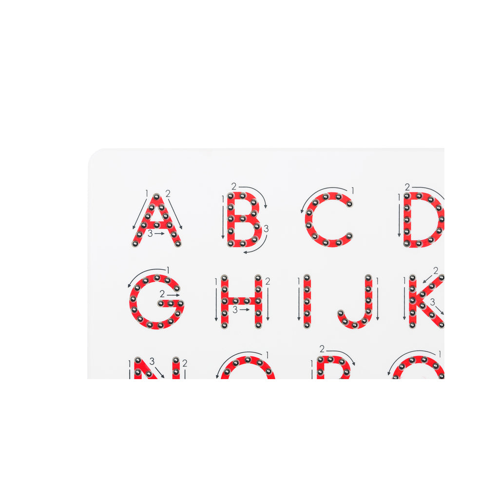 Kid O Magnatab Upper Case Letters