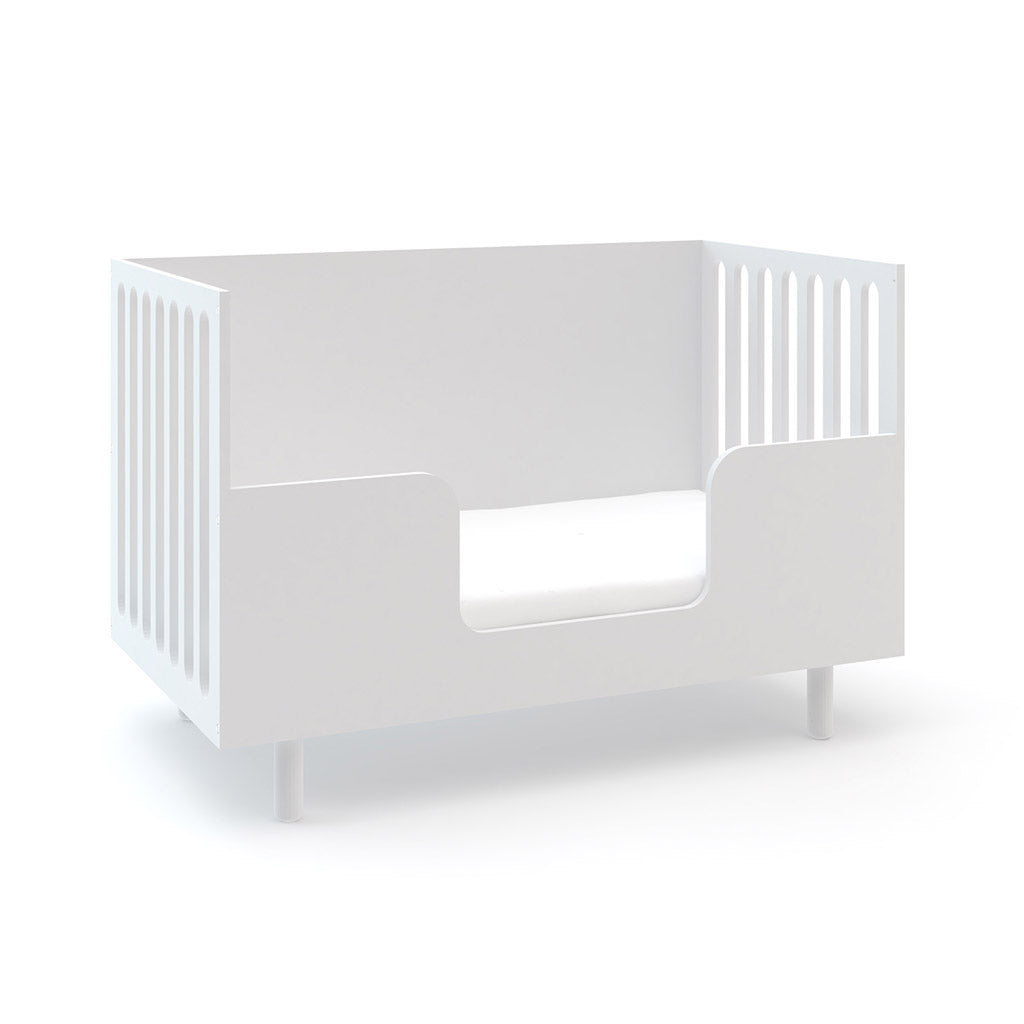 Oeuf Fawn Toddler Bed Conversion Kit - White - UrbanBaby shop