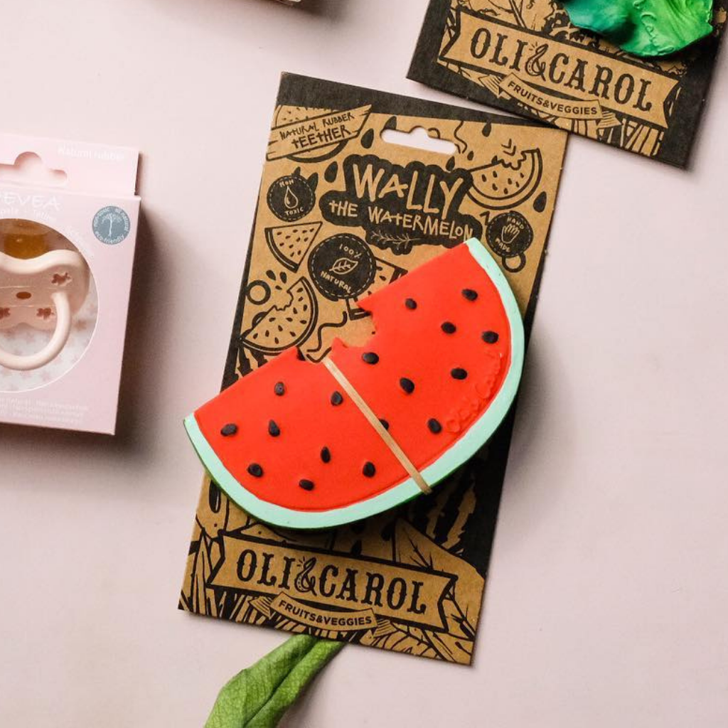 Oli & Carol Wally the Watermelon - UrbanBaby shop