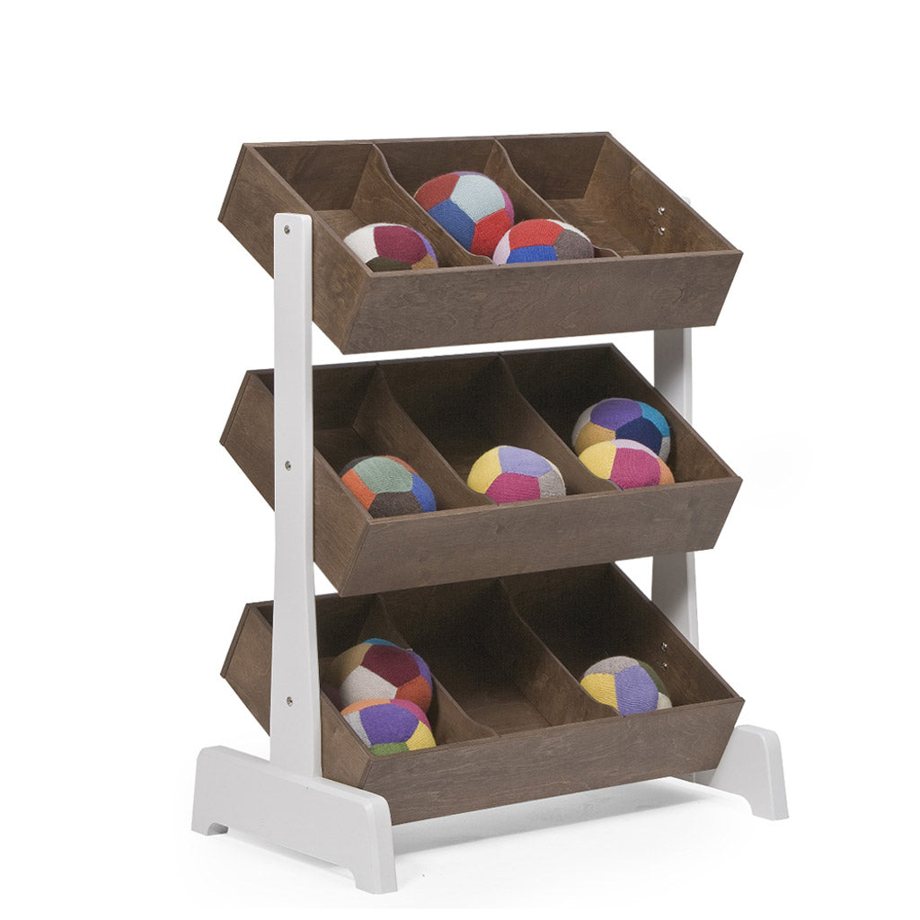 Oeuf Toy Store - Walnut/White - UrbanBaby shop