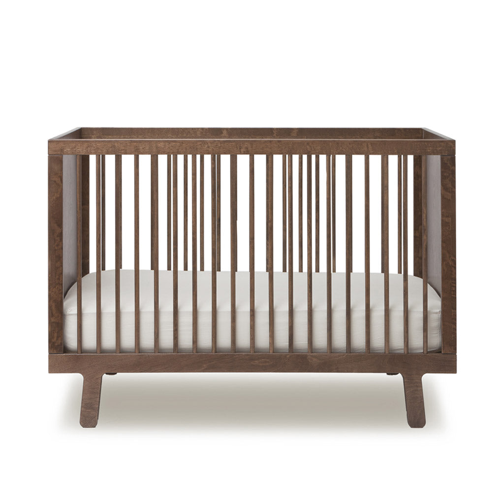 Oeuf Sparrow Cot - Walnut - UrbanBaby shop