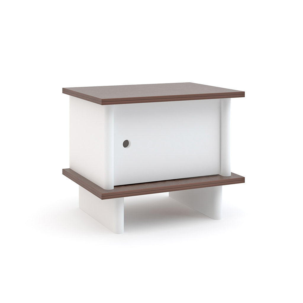 Oeuf ML Night Stand - Walnut - UrbanBaby shop