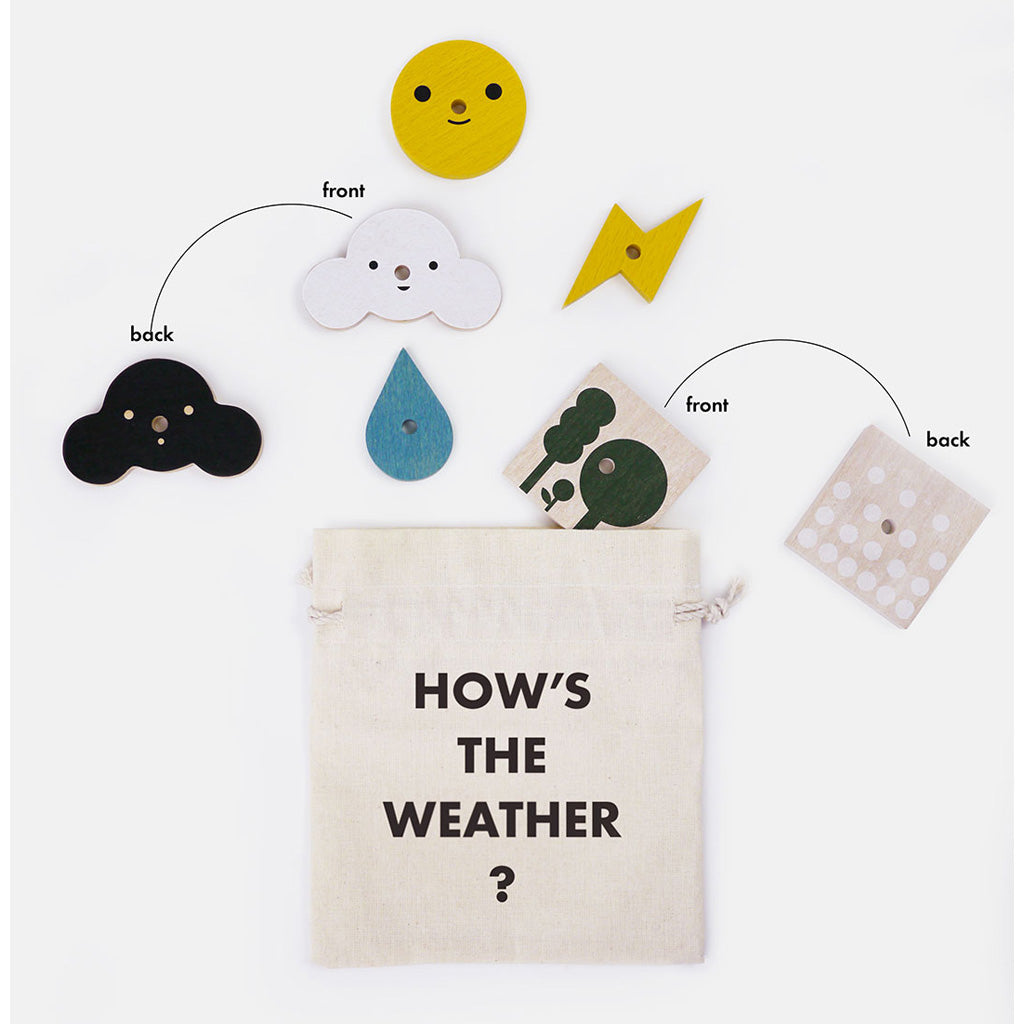Moon Picnic My Weather Station - UrbanBaby shop