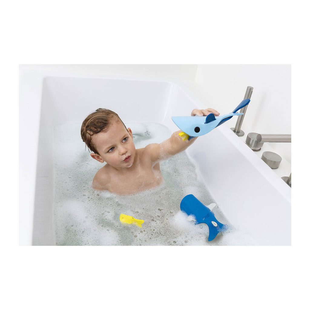 Quut Bath Set - Deep Sea Whales - UrbanBaby shop