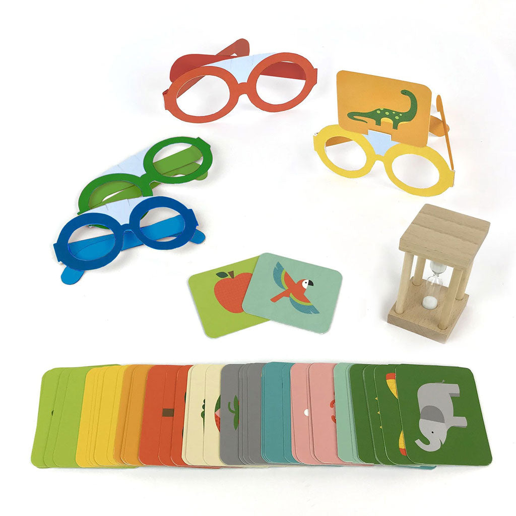 Petit Collage Game What am I? - UrbanBaby shop