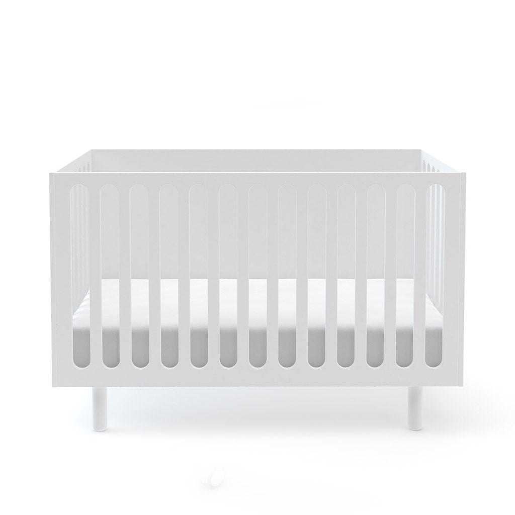 Oeuf Fawn Bassinet and Cot - White - UrbanBaby shop