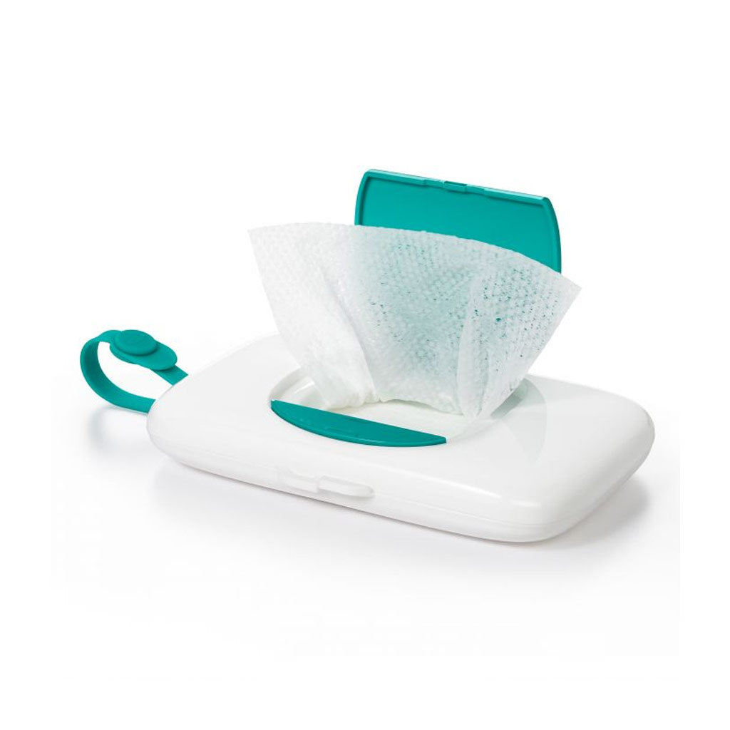 OXO TOT On-the-Go Wipes Dispenser Teal - UrbanBaby shop