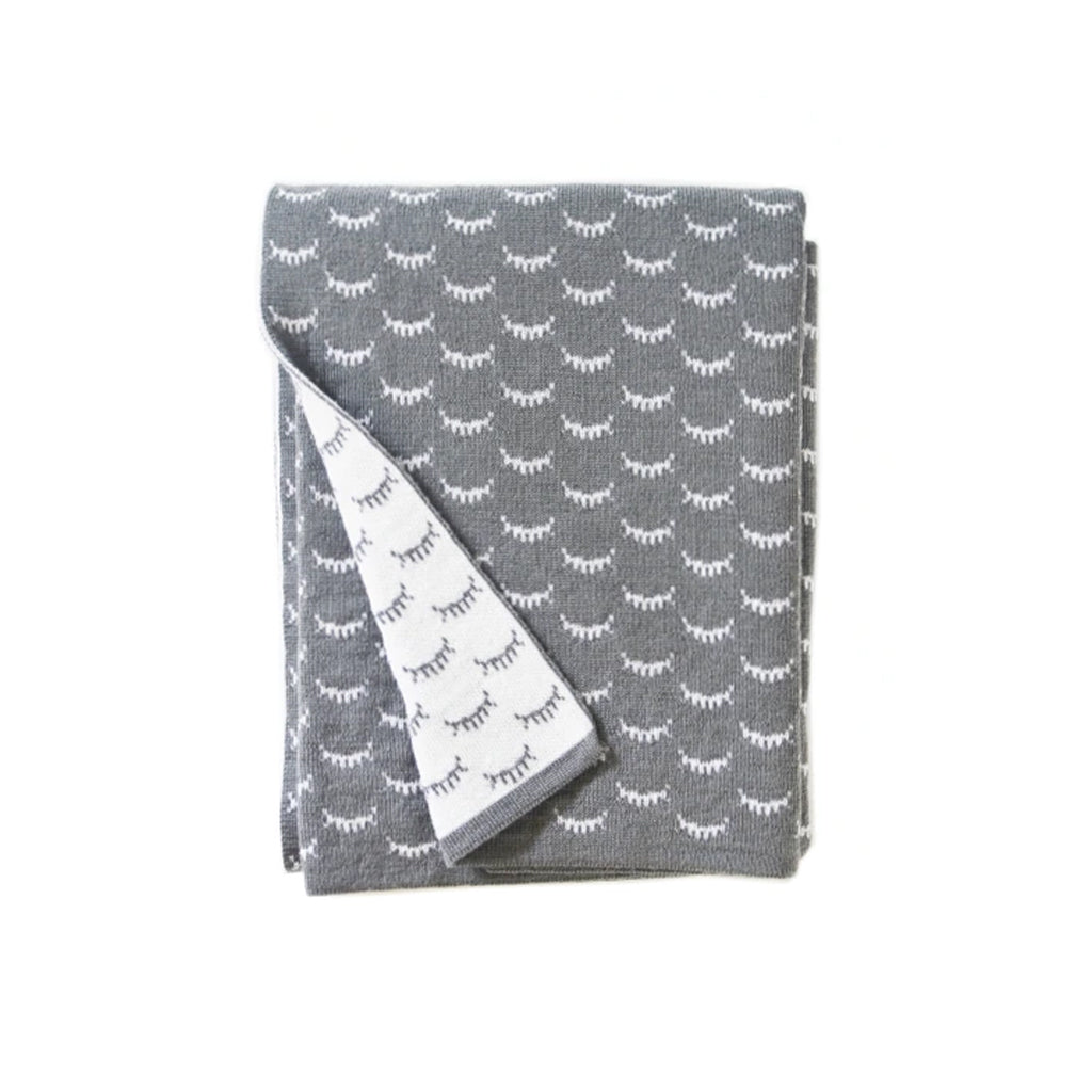 Wee Gallery Merino Wool Baby Blanket Forty Winks - UrbanBaby shop