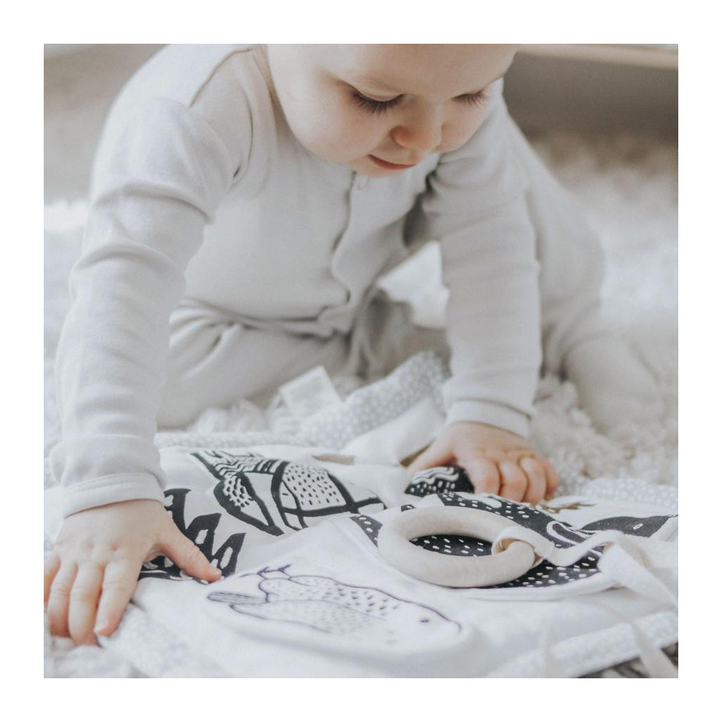 Wee Gallery Organic Cotton Activity Pad Woodland - UrbanBaby shop