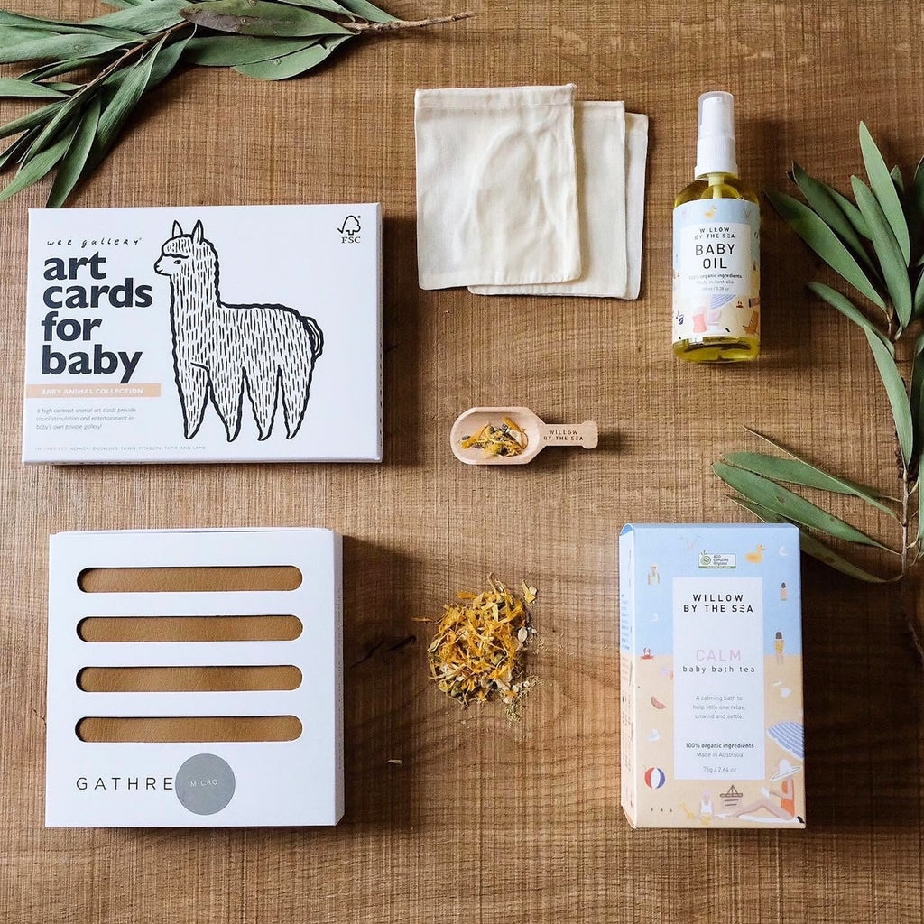 Gift Set - Calm Me Organic - UrbanBaby shop