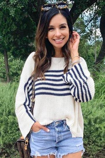 Voyagal Laurie Casual Loose Sweater