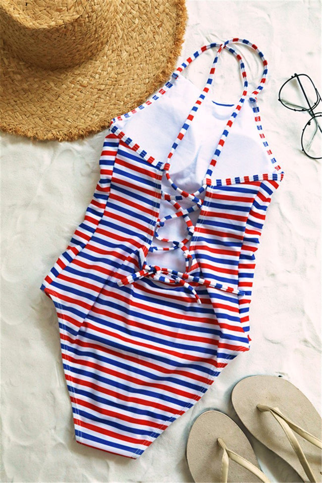 Voyagal The Firecracker One-Piece Swimsuit