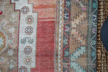 Load image into Gallery viewer, 5'5 x 8'7 Turkish Taspinar Rug Muted Copper, Dark Tan and Cream Vintage Carpet