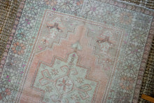 Load image into Gallery viewer, 4'6 x 8'2 Vintage Turkish Oushak Carpet Muted Terra Cotta and Gray