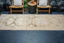 Load image into Gallery viewer, 3'5 x 12'7 Bright Turkish Multicolored Runner Bohemian