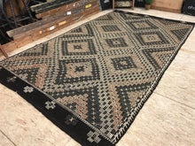 Load image into Gallery viewer, 6 x 11 Turkish Kilim Rug Muted Fall Colors