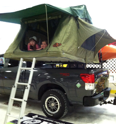What You Can Haul With An Adventure Rack Base Rack System