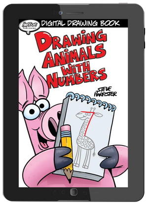Drawing Animals With Number (digital book)