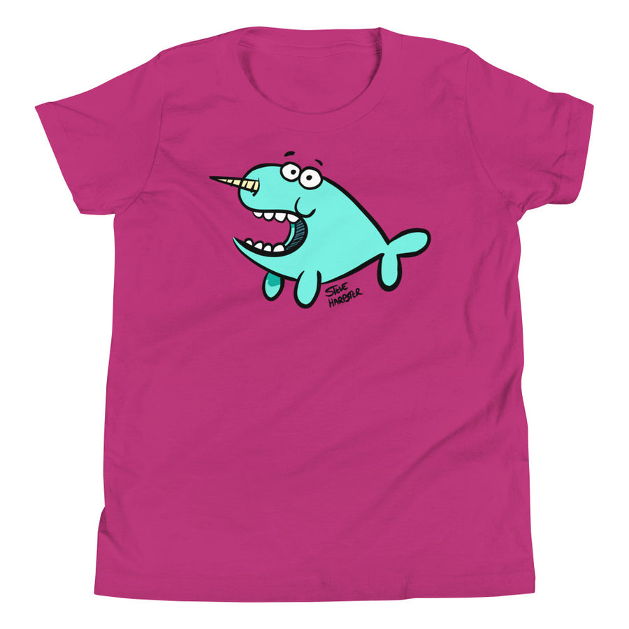 Narwhal Art Tee