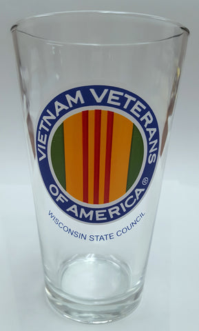 Wisconsin State VVA Glasses