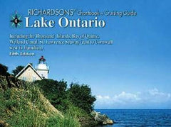 Guide Richardsons: Lac Ontario montreal st jean ottawa gatineau gaspe carlton quebec sherbrooke granby valleyfield drumondville victoriaville canada