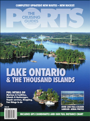 Guide 'Ports' - Lac Ontario & Mille îles montreal st jean ottawa gatineau gaspe carlton quebec sherbrooke granby valleyfield drumondville victoriaville canada