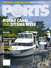 Guide 'Ports' - Canal Rideau et bas de l'Outaouais   montreal st jean ottawa gatineau gaspe carlton quebec sherbrooke granby valleyfield drumondville victoriaville canada