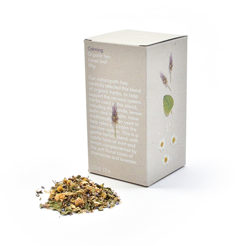 Calming Loose Leaf Box 50g
