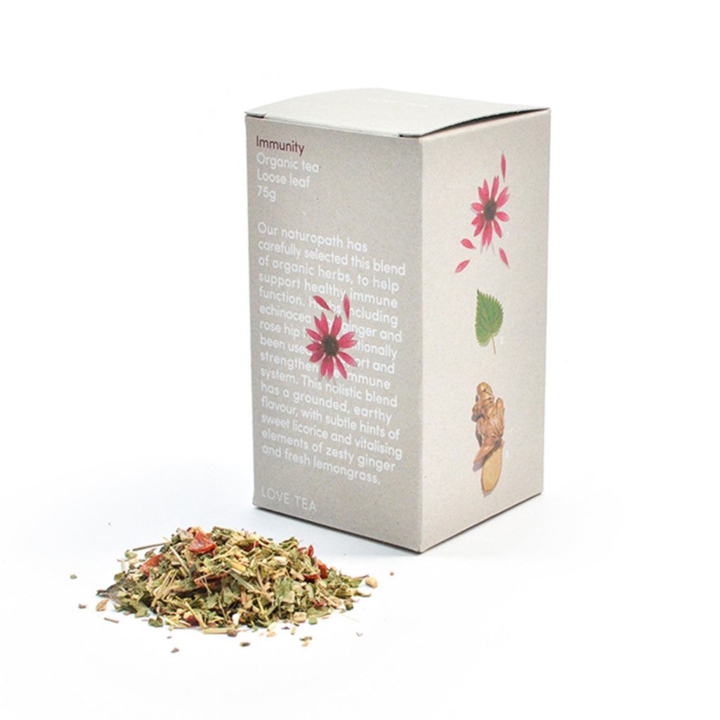 Immunity Loose Leaf Box 75g