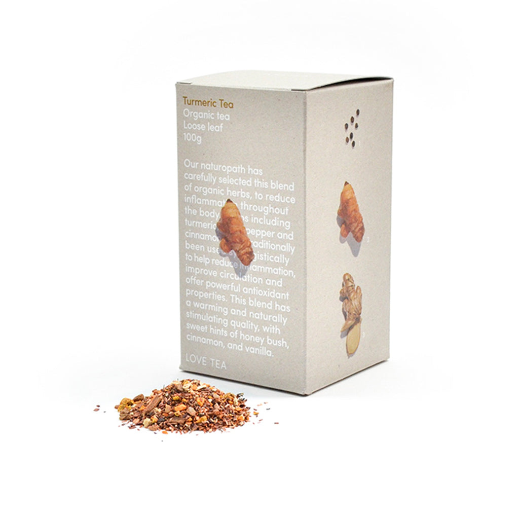 Turmeric Tea Loose Box 100g