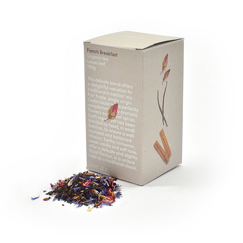 French Breakfast Loose Leaf Box 100g