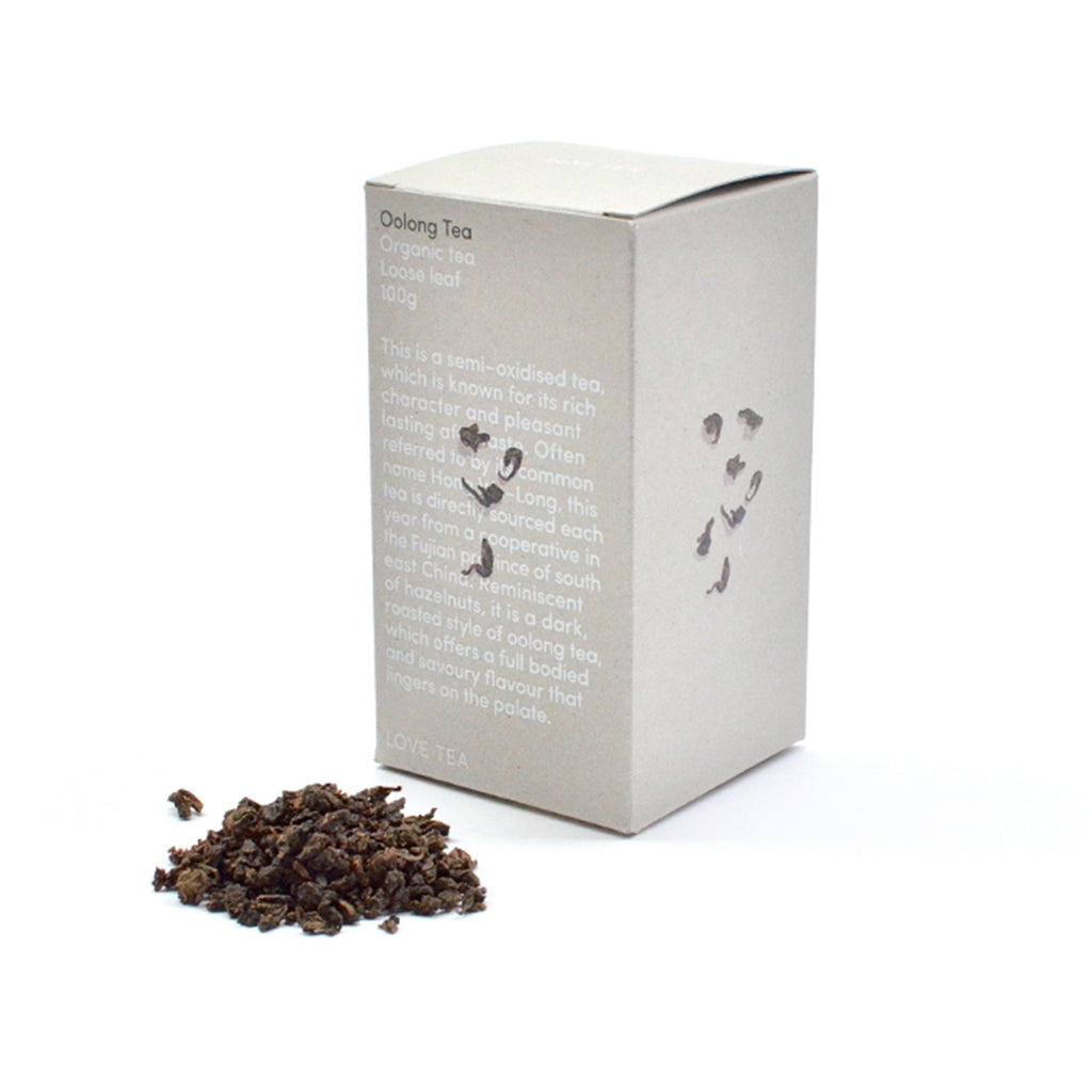 Oolong Loose Leaf Box 100g
