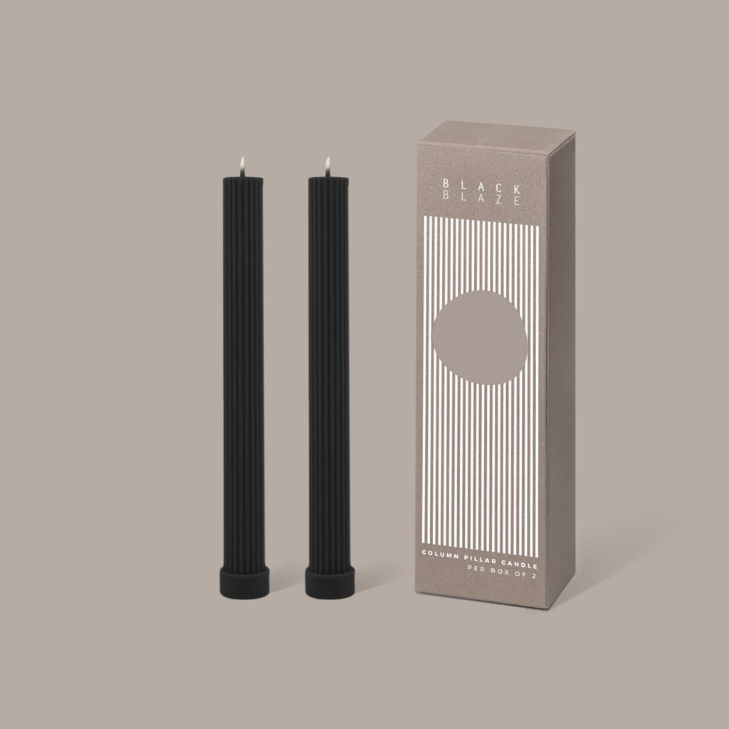 Pillar Candle 2 Pack