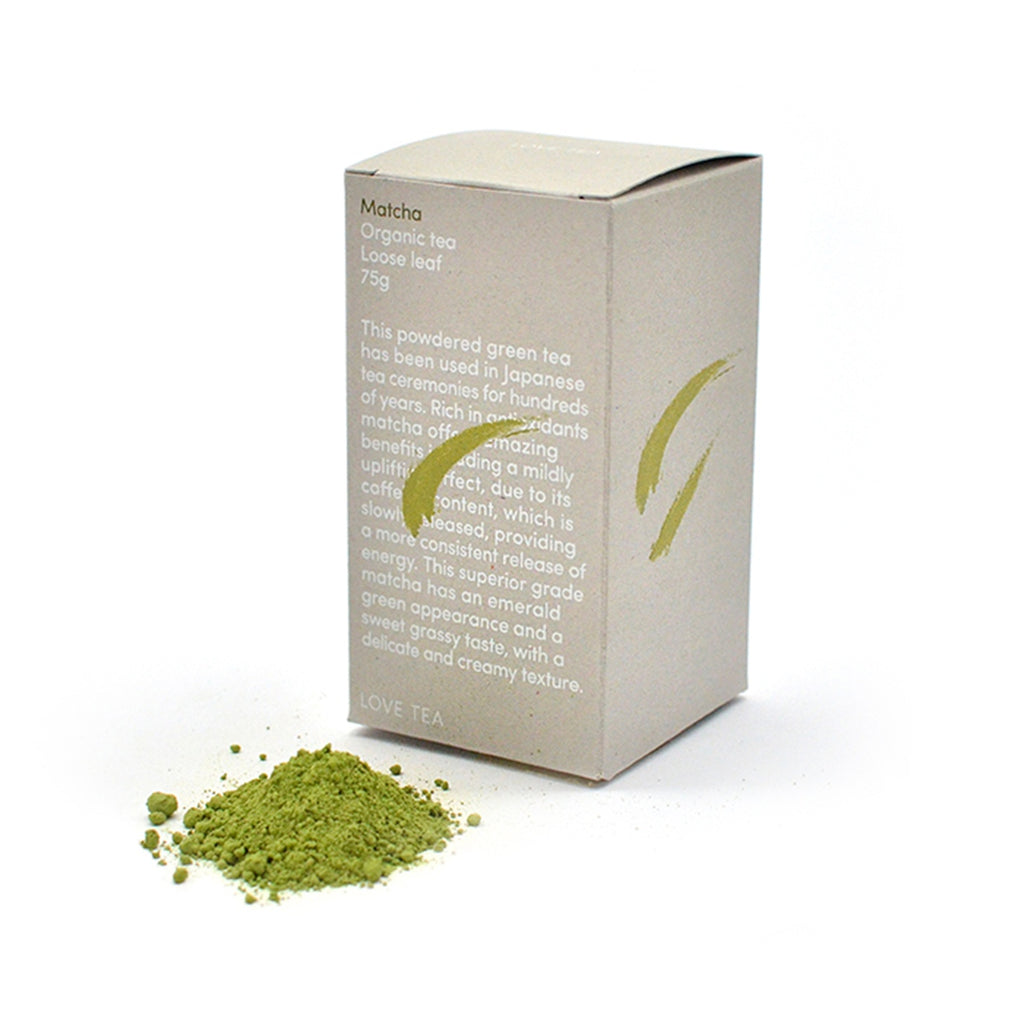 Matcha Loose Leaf Box 75g
