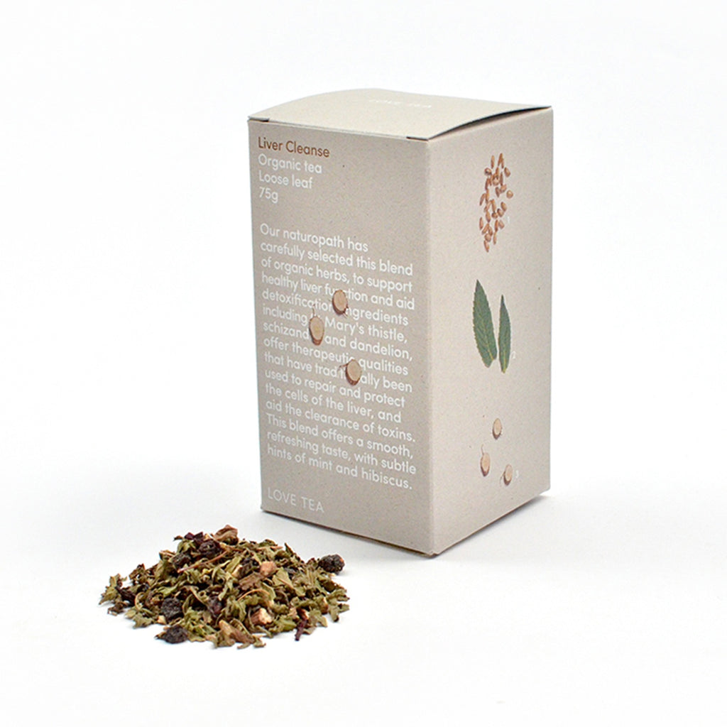 Liver Cleanse Loose Leaf Box 75g
