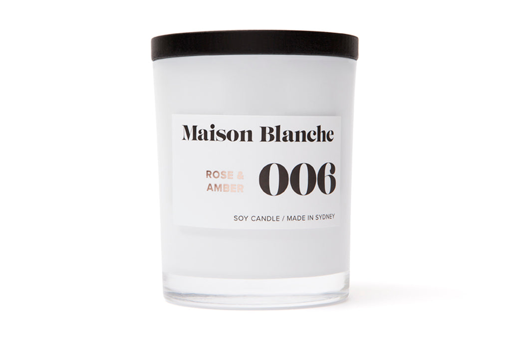 Maison Blanche Candle Medium