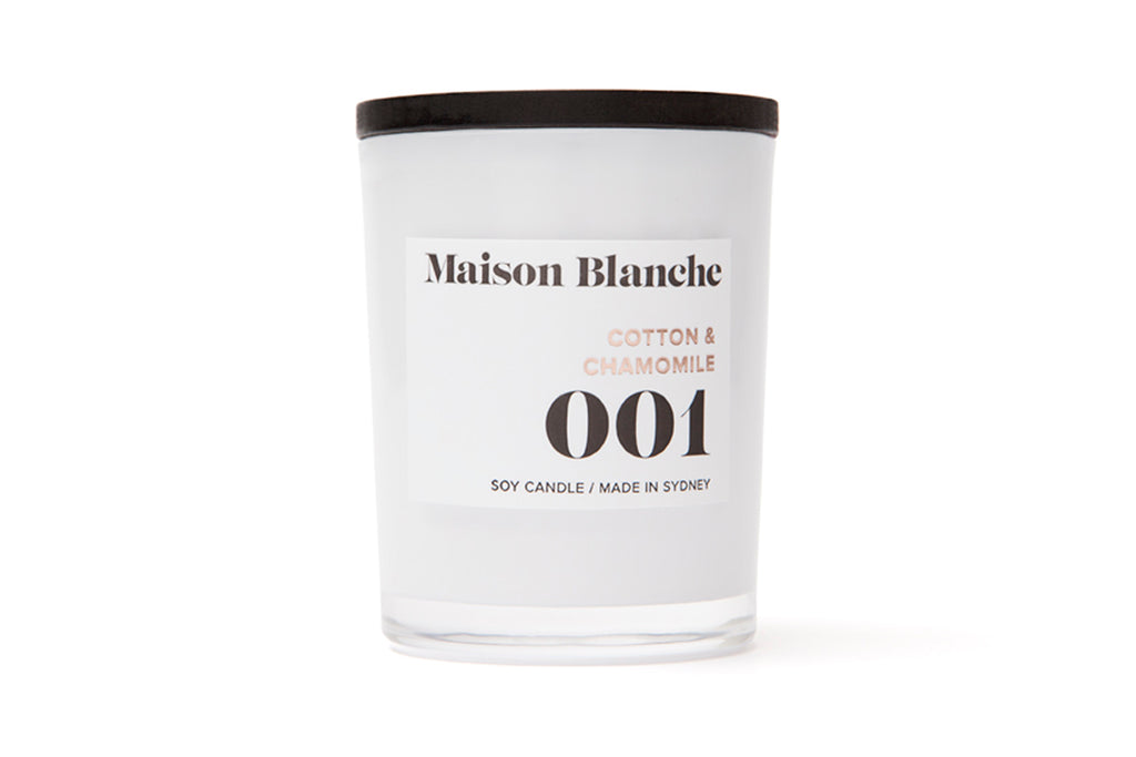 Maison Blance Small Candle
