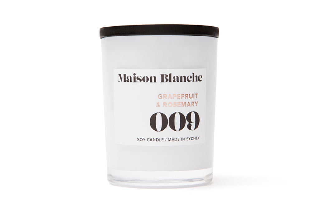 Maison Blanche Small Candle