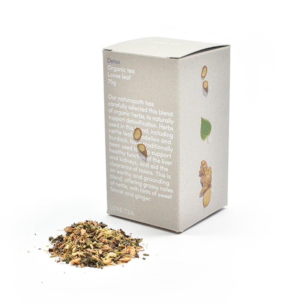 Detox Loose Leaf Box 75g