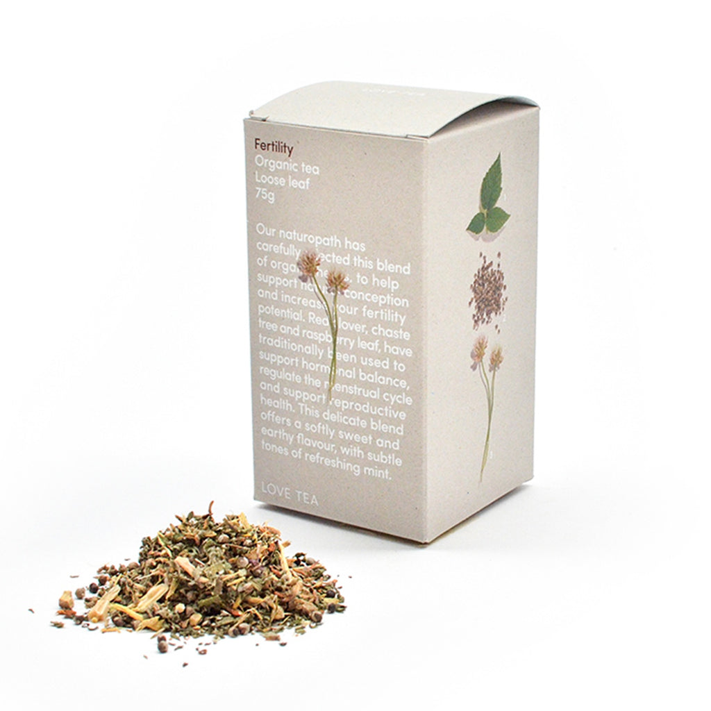 Fertility Loose Leaf Box 75g