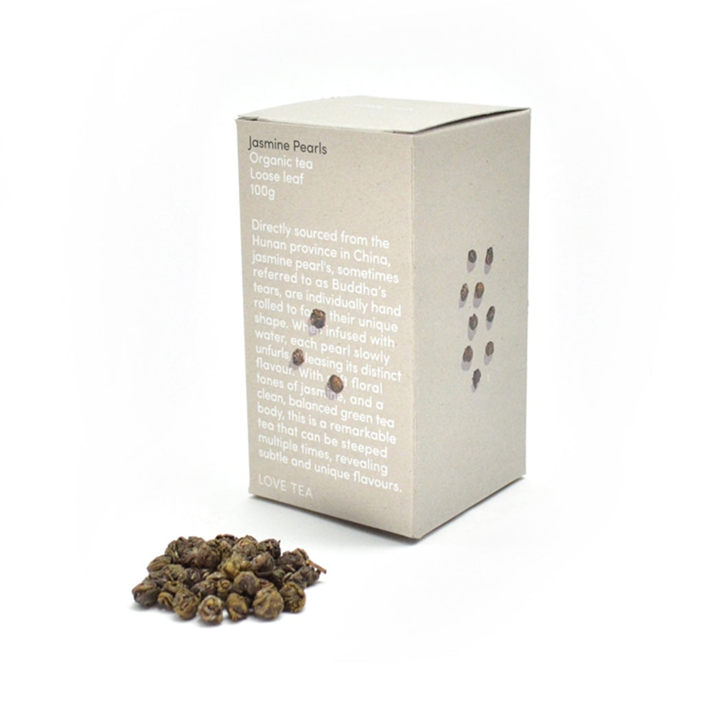 Jasmine Pearl Loose Leaf Box 100g
