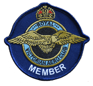 Flying Member Patch